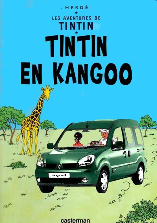 tintin-en-kangoo